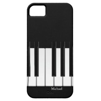 Piano Keyboard iPhone Case iPhone 5 Case
