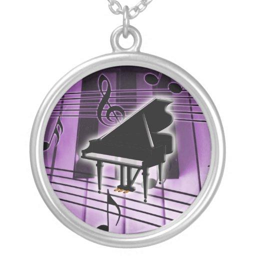 Piano Keyboard Jewelry
