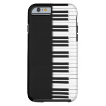 Piano Keyboard Keys Tough iPhone 6 Case