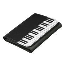 Piano Keyboard Keys Wallet