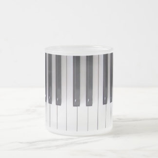 Piano Keyboard Mug 2