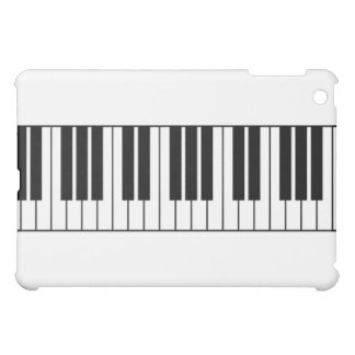 Piano keyboard music musician band pianist cover for the iPad mini