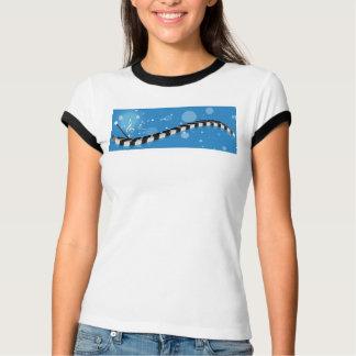 Piano Keyboard Musical Notes T-Shirt