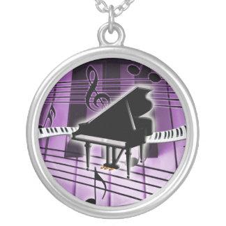 Piano Keyboard Custom Jewelry