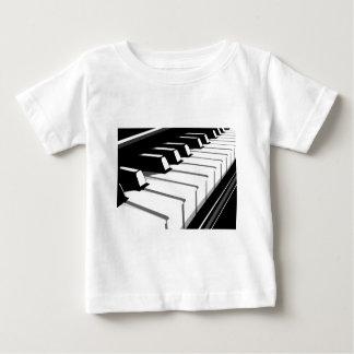 Piano Keyboard no2 Baby T-Shirt