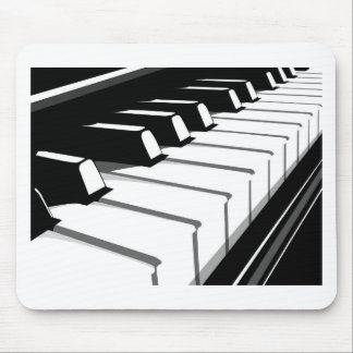 Piano Keyboard no2 Mouse Pad