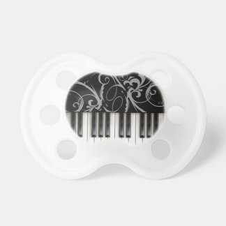 Piano Keyboard Baby Pacifiers