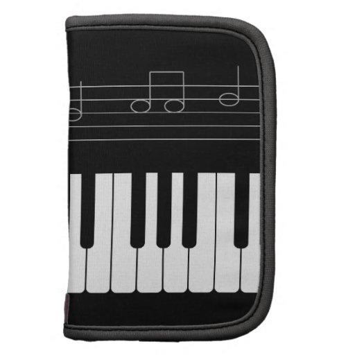 Piano keyboard planner