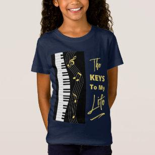 694616f54 Music Themed T-Shirts - T-Shirt Design & Printing | Zazzle