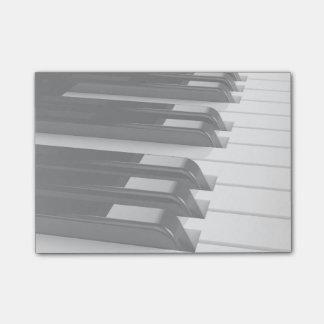 Piano Keyboard Post-it Notes