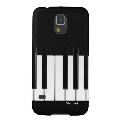 Piano Keyboard Samsung Galaxy Nexus  Case Case For Galaxy S5