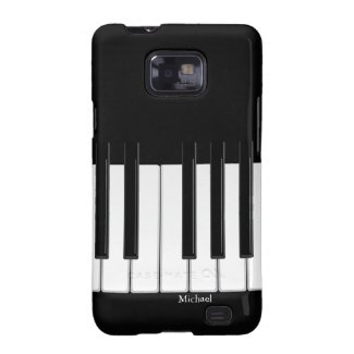 Piano Keyboard Samsung Galaxy S2 Case