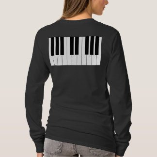 Piano  Keyboard T-Shirt