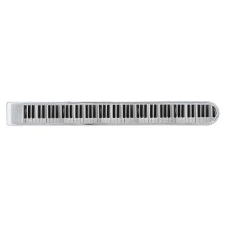Piano Keyboard Tie Bar