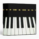 Piano Keys Binders