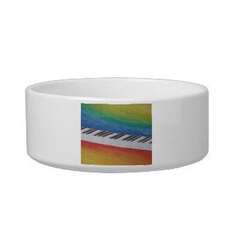 Piano Keys Bowl