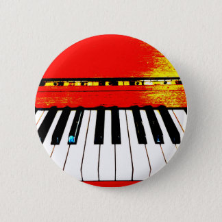 Piano Keys Button