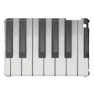 piano keys casing iPad mini covers