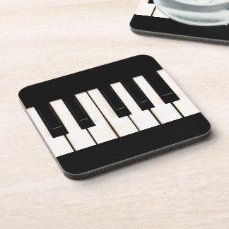 Piano Keys Coaster