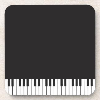 Piano Keys Coaster Set