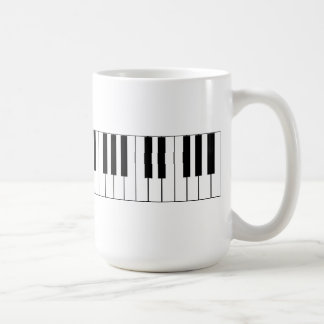 Piano Keys - Coffee Mug