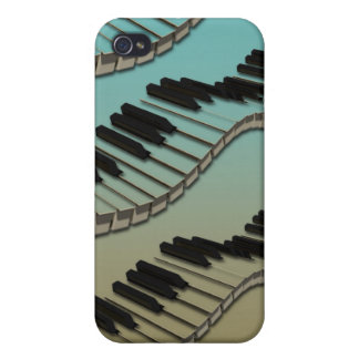 Piano Keys  Covers For iPhone 4