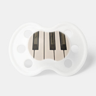 piano keys HDR vintage look electric keyboard Pacifier