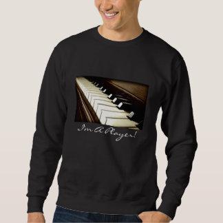 PIANO KEYS I'm A Player Fun Music-lover Shirt