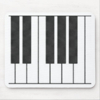 Piano Keys in the Key of Me! Mouse Pad