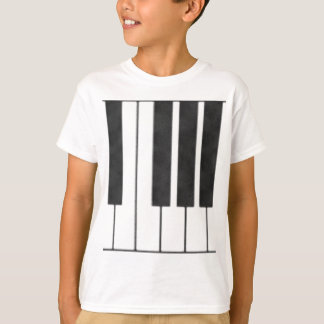 Piano Keys in the Key of Me! T-Shirt