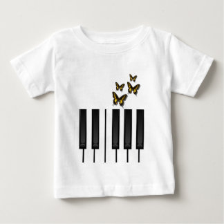 Piano Keys Infant T-shirt