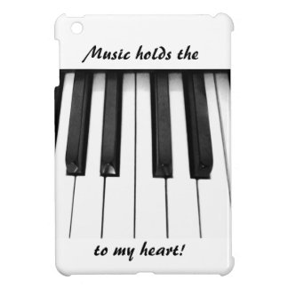Piano keys iPad mini covers