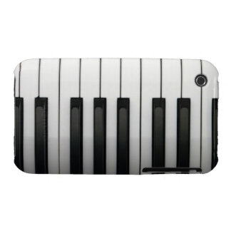 piano keys iPhone 3 cover
