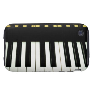 Piano Keys iPhone 3 Tough Case