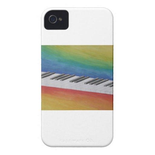 Piano Keys iPhone 4 Case