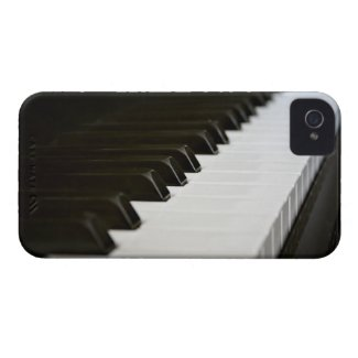 Piano Keys iPhone 4 case mate case