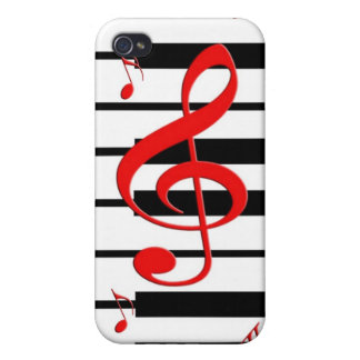 Piano Keys Iphone 4 COVER