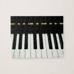 Piano Keys Jigsaw Puzzles