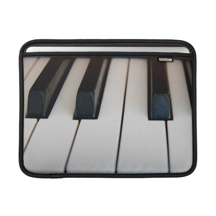 "Piano keys macbook air 13"" case sleeve for MacBook air"