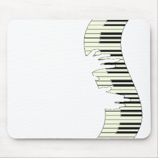PIANO KEYS MOUSE MATS