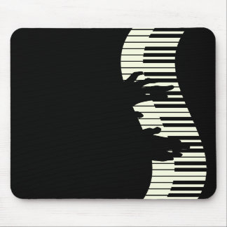 PIANO KEYS MOUSE PADS
