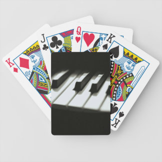 Piano Keys Music Bicycle® Play Bicycle Playing Cards