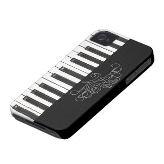 Piano Keys Music Case-Mate ID iPhone 4/4S Case