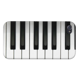 Piano Keys Music iPhone Case