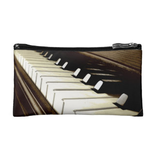 PIANO KEYS Music-Lover's Keyboard design Cosmetic Bags