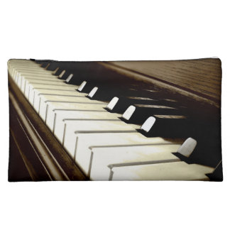 PIANO KEYS Music-Lover's Keyboard design Cosmetic Bag