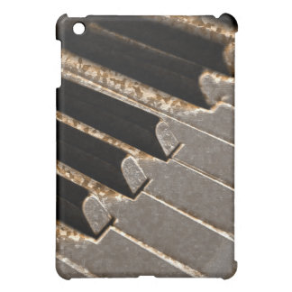 Piano Keys Of Gold Cover For The iPad Mini