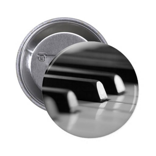 Piano keys pin