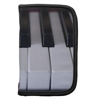 Piano Keys Planner