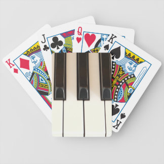 Piano Keys Card Decks